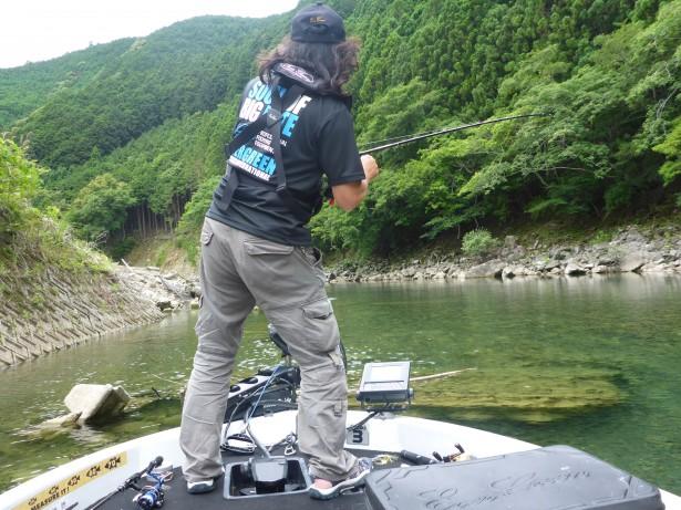 前の川ボイルシューティング