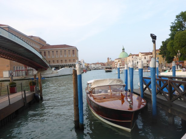 ベネチアの橋