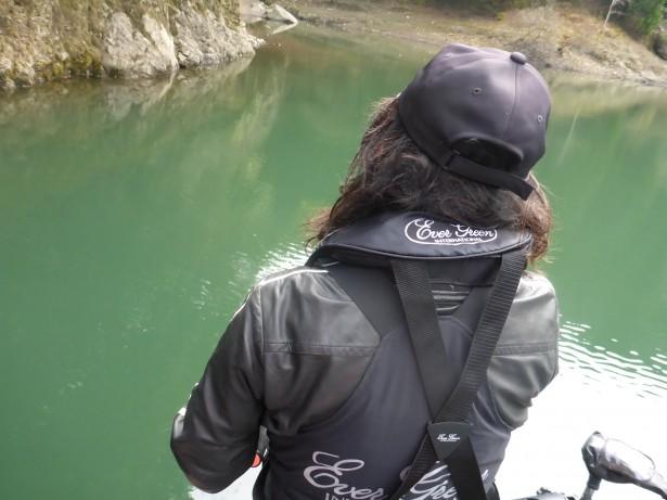 釣りは楽しい